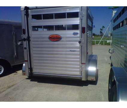 New 2 Horse Trailer for sale in the Rio Grande Valley Tx- Aluminum is a 2012 Commercial Trucks & Trailer in Mcallen TX