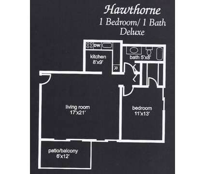 1 Bed - Harvest Grove & Harvest Ridge at 8153 Westwood Court in Crown Point IN is a Apartment