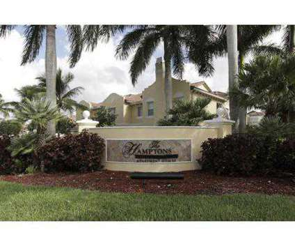 3 Beds - The Hamptons on Heron Bay at 11100 Heron Bay Boulevard in Coral Springs FL is a Apartment