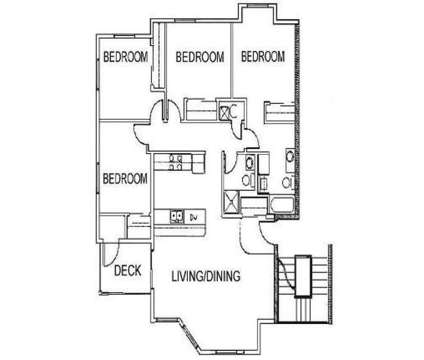 4 Beds - Tomlinson & Associates Management at 205 N 10th St Suite 200 in Boise ID is a Apartment