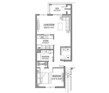 1 Bed - Innovo Living On Atlantic at 801 Harbor Inn Drive in Coral Springs FL is a Apartment