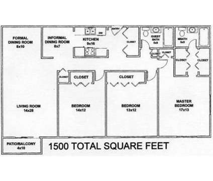 3 Beds - Bluemound Village Apartments at 9102 W Dixon St in Milwaukee WI is a Apartment