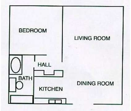 1 Bed - Piccadilly Square at 2623 Yorba Linda Boulevard in Fullerton CA is a Apartment