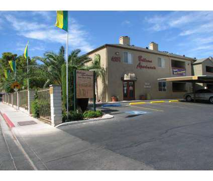 1 Bed - Bellevue Apartments at 6551 Annie Oakley Dr in Henderson NV is a Apartment