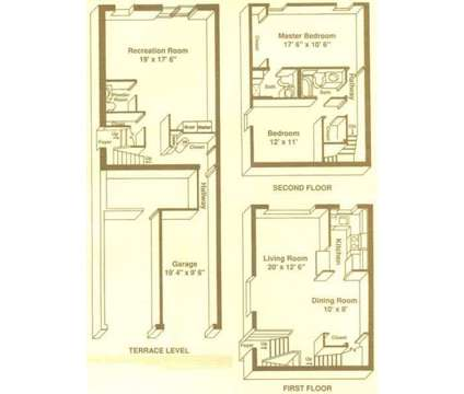 2 Beds - Scotchbrook Townhomes at 9275-a Jamison Ave in Philadelphia PA is a Apartment