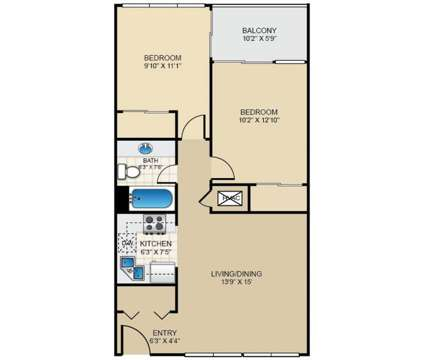 2 Beds - Sandia Shadows at 2901 Euclid Avenue Ne in Albuquerque NM is a Apartment