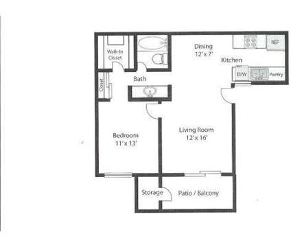 1 Bed - Amberwood at 12957 Ramona Avenue in Chino CA is a Apartment