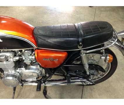 1974 Honda 550/4 is a 1974 Honda CB Classic Motorcycle in New Rochelle NY