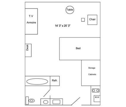 Studio - Clive Suites Extended Stay at 11040 Hickman Road in Clive IA is a Apartment