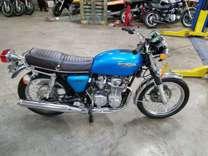 1976 Cb 550f (super sport )