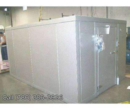Walk-Ins.Coolers.&.Freezers. Direct is a Everything Else for Sale in Miami FL