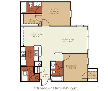 2 Beds - Crossings at Cape Coral at 1150 Hancock Creek South Boulevard in Cape Coral FL is a Apartment