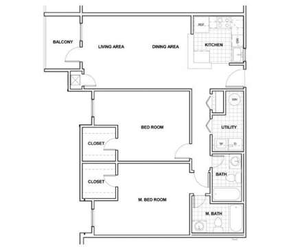 2 Beds - Chateau Napoleon at 2300 Edenborn Avenue in Metairie LA is a Apartment