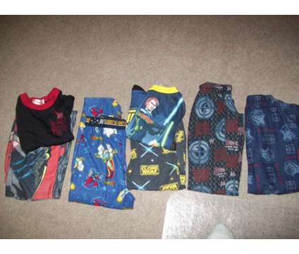Boy's Winter Pj's is a Black, Blue, Grey, White, Yellow Kid's Clothes for Sale in Wescosville PA
