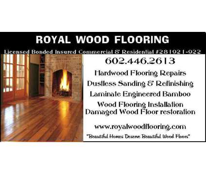 Laminate & Engineered Wood Flooring Installation in Tempe Mesa Scottsdale AZ is a Flooring service in Scottsdale AZ
