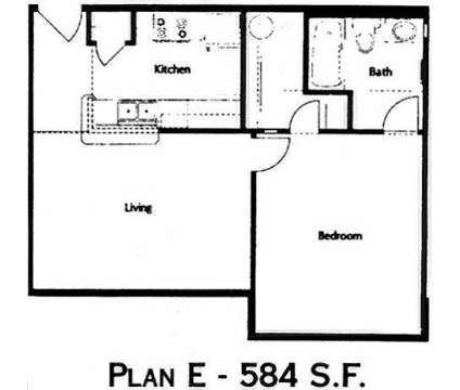 1 Bed - Villa de San Felipe at 601 Coal Ave Sw in Albuquerque NM is a Apartment