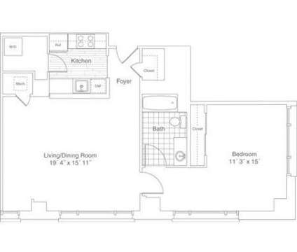 1 Bed - 39 West Lexington at 39 W Lexington St in Baltimore MD is a Apartment