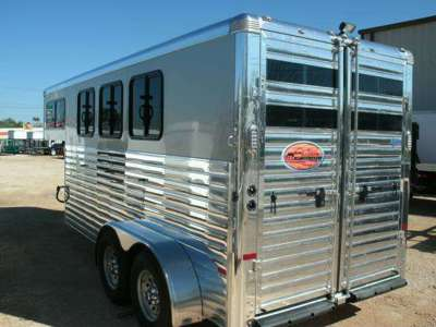 New Sundwoner 3 Horse Trailer