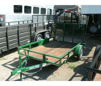 New 5x8 Utility Trailer - Little Bragg is a Green Lawn, Garden & Patios for Sale in La Feria TX