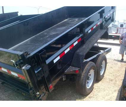 NEW 7x14 PJ DUMP TRAILER 14K GVWR is a 2014 Heavy Equipment Vehicle in Mcallen TX