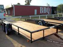 New 16' Utility Trailer - Tandem Axle