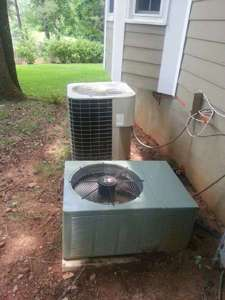 Heating and air in Mcdonough G
