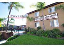 2 Beds - College Campanile Apartments