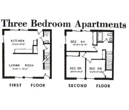 3 Beds - Coppermine Village at 150 Shawn Drive in Bristol CT is a Apartment