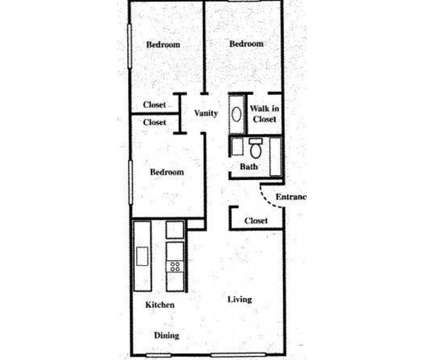 3 Beds - THE TERRACE AT FAIR OAKS at 5820 Sutter Ave in Carmichael CA is a Apartment