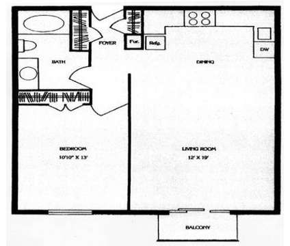 1 Bed - The Wynds at 3970 Parliament Place in Kettering OH is a Apartment