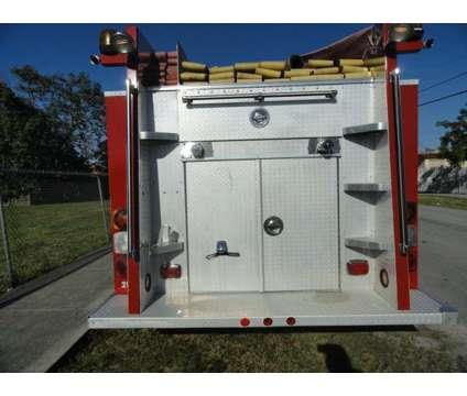 1998 Spartan Custom Rescue Pumper is a 1998 Heavy Equipment Vehicle in Miami FL