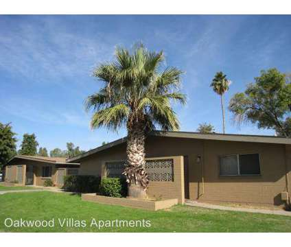 1 Bed - Oakwood Villas Apartments at 6603 N 65th Avenue in Glendale AZ is a Apartment