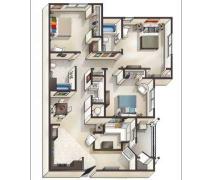 3 Beds - Waverton Denbigh Village at 14353 Deloice Crescent in Newport News VA is a Apartment