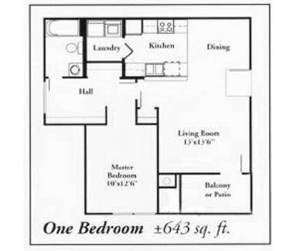 1 Bed - Taylor Pointe Apartments at 3245 Meadows Way in Chesapeake VA is a Apartment
