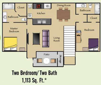 2 Beds - Sweetwater Apartments at 12813 Ware Ln in Dade City FL is a Apartment