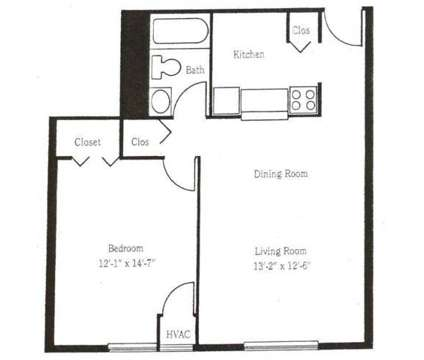 1 Bed - Vermont Plaza at 130 South Vermont Ave in Atlantic City NJ is a Apartment