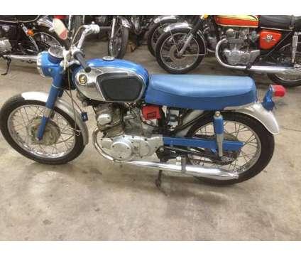 1966 Honda Cb 160 is a 1966 Honda CB Classic Motorcycle in Bronx NY