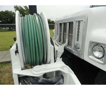 2001 International F-2554 VacCon is a 2001 Commercial Trucks & Trailer in Miami FL