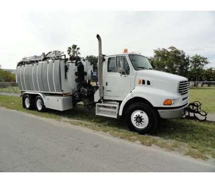AQUATECH B-15 2009 Sterling LT8500 is a 2009 Thunder Mountain Sterling Commercial Trucks & Trailer in Miami FL