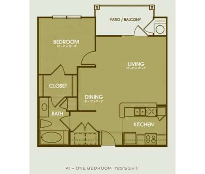 1 Bed - Fairways at Star Ranch at 150 Klattenhoff Ln in Hutto TX is a Apartment