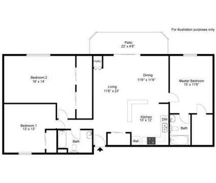 3 Beds - Prime Apartment Homes at 3875 Cambridge St in Las Vegas NV is a Apartment