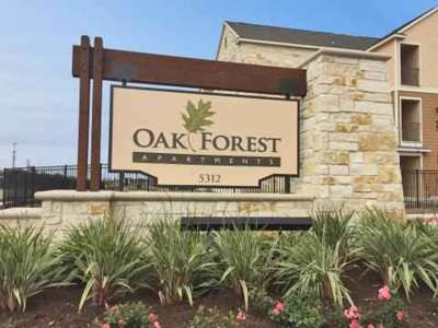 1 Bed - Oak Forest