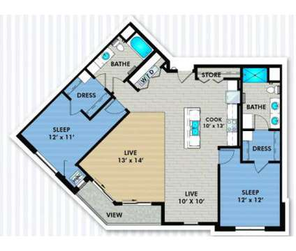 2 Beds - The Woodlands Apartments at W135n7255 Lund Cir #109 in Menomonee Falls WI is a Apartment