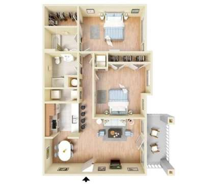 2 Beds - Parkway Commons at 3601 Clinton Parkway in Lawrence KS is a Apartment