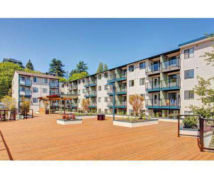 Studio - The Hudson at 2450 Aurora Avenue N in Seattle WA is a Apartment