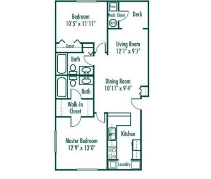 2 Beds - Stone Crest of Mt. Pleasant at 2880 S Isabella Road in Mount Pleasant MI is a Apartment