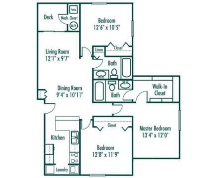 3 Beds - Stone Crest of Mt. Pleasant at 2880 S Isabella Road in Mount Pleasant MI is a Apartment
