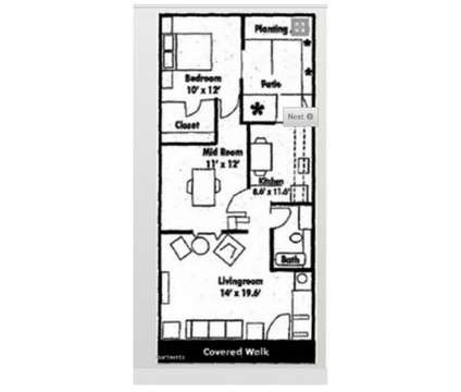 2 Beds - Amherst Meadows Senior Apartments at 1602 First St Ne in Massillon OH is a Apartment