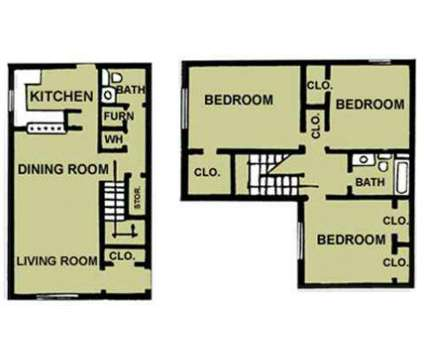 3 Beds - Coronado Trails Apartments at 300 Skyview St in El Paso TX is a Apartment