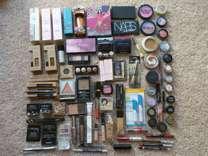 FSOT HUGE Beauty/Makeup/Skincare/Haircare/Nail Stash Lot Set RV$6000